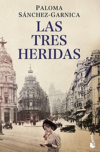 9788408046417: LAS TRES HERIDAS - LAS TRES HE