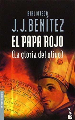 9788408046752: El Papa rojo (La gloria del olivo) (Biblioteca J. J. Benítez)