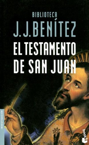 9788408046769: El testamento de San Juan (Biblioteca J. J. Benítez)