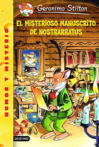 9788408047551: Stilton 03: el misterioso manuscrito de nostrarratus (Geronimo Stilton)