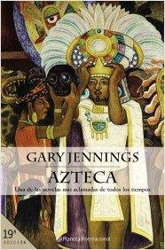 9788408048411: Azteca (Planeta Internacional)