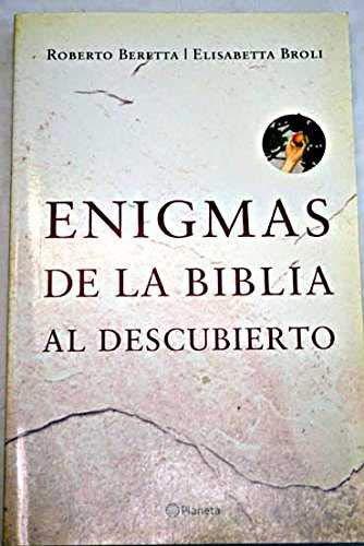 9788408048435: Enigmas De La Biblia Al Descubierto (Spanish Edition)