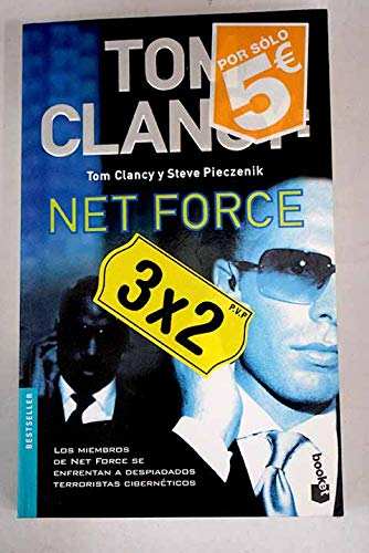 Tom Clancy: Net Force, Spanish Edition (8408048945) by Enric Tremps; Steve R. Pieczenik; Tom Clancy