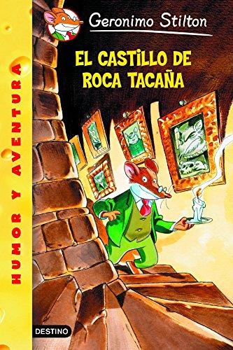 9788408049098 El Castillo De Roca Tacana Wedding Crasher Geronimo Stilton Spanish
