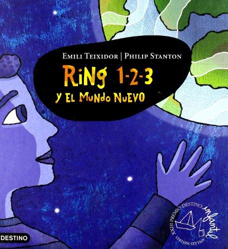 9788408050018: Ring 123 y el nuevo mundo (Premio Apel Les Mestres)