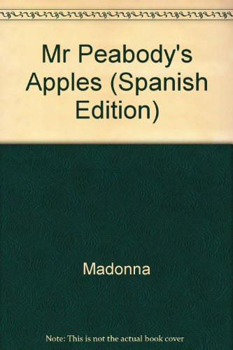 9788408050025: Mr Peabody's Apples (Spanish Edition)