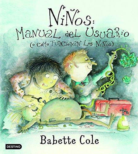9788408050223: Ninos: Manual del Usario (Spanish Edition)
