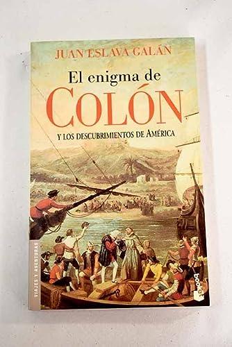 9788408050421: El Enigma de Colon (Spanish Edition)