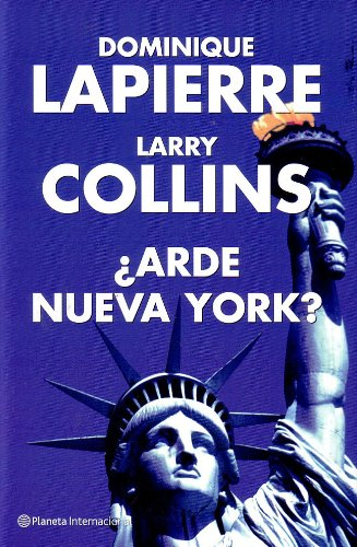 Arde Nueva York?: Lapierre, Dominique