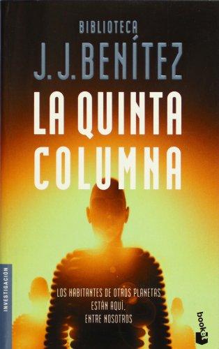 9788408051206: La quinta columna (Spanish Edition)