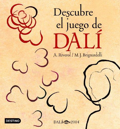9788408051640: Descubre El Juego Del Dali/ Discover the Game of Dali (Spanish Edition)