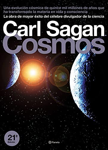 9788408053040: Cosmos. Una Evolucisn Cssmica de Quince Mil Millones de Aqos Que Ha Transformado La Materia En Vida y Consciencia (Fuera de coleccion)
