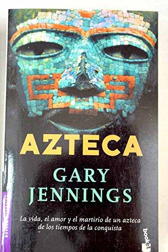 9788408053606: Azteca (nuevo) (Booket Logista)