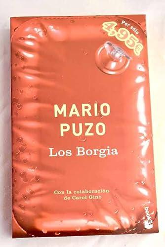 9788408053675: Los Borgia (