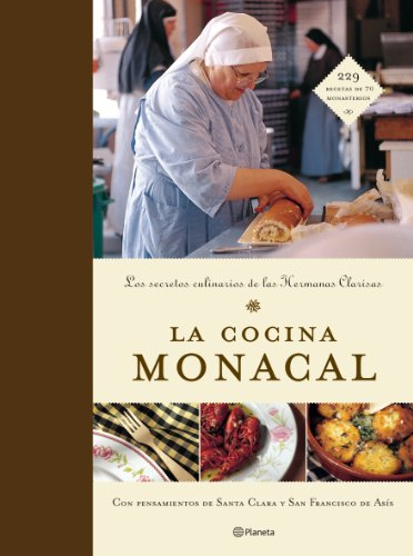 9788408053910: La cocina monacal