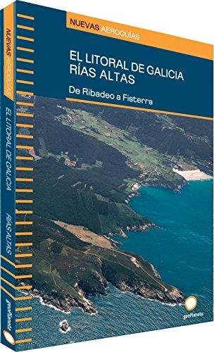 9788408054351: Litoral de Galicia. Rías Altas (Aeroguías)