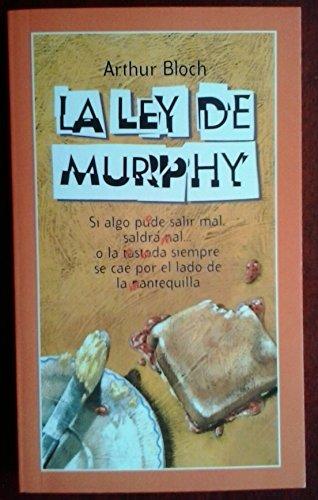 9788408054429: La Ley de Murphy
