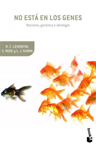 No está en los genes: R.C. Lewontin; S.
