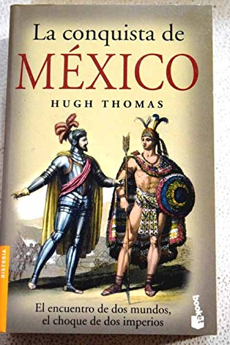 9788408055211: La conquista de México (Booket Logista)