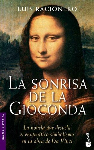 9788408055532: La sonrisa de la Gioconda (Booket Logista)