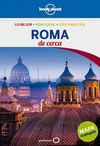 9788408057116: Lonely Planet Roma de cerca (Travel Guide) (Spanish Edition)