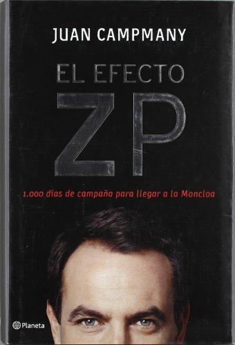 9788408057291: El efecto ZP ((Fuera de colección))