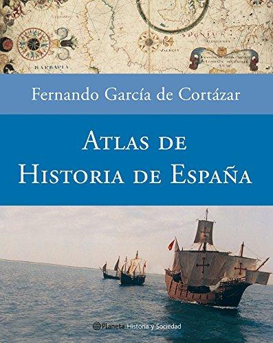 9788408057529: Atlas de Historia de España (Historia y Sociedad)