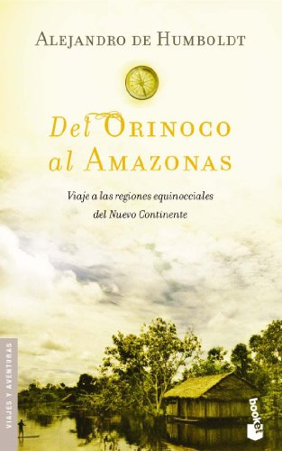 9788408058373: Del Orinoco al Amazonas (Booket Logista)