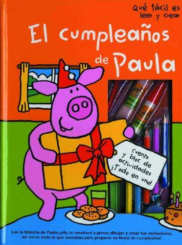 9788408058977: El cumpleaños de Paula
