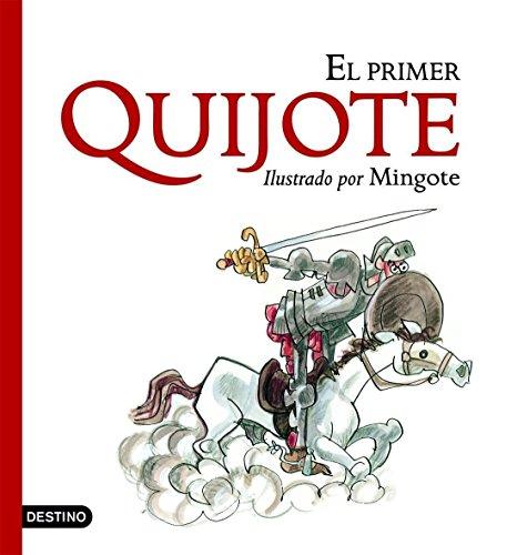 9788408059189: Mi Primer Quijote (Libros Ilustrados Destino)