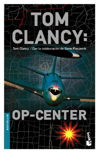 9788408059530: Tom Clancy: Op-Center (Booket Logista)
