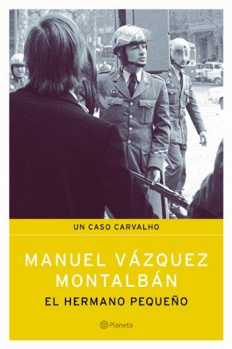 9788408059561: El Hermano Pequeno (Un Caso Carvalho) (Spanish Edition)