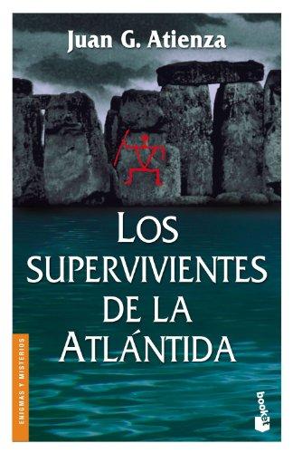 9788408059738: Los supervivientes de la Atlántida (Booket Logista)