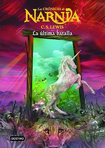Imagen de archivo de La última batalla: Las Cronicas De Narnia a la venta por medimops