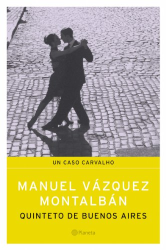 9788408060024: Quinteto de Buenos Aires (Spanish Edition)