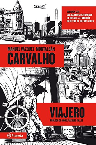 9788408060116: Carvalho viajero ((Fuera de colección))