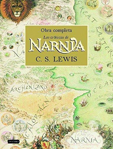 9788408061489: Las crónicas de Narnia. Obra completa: Edición ilustrada