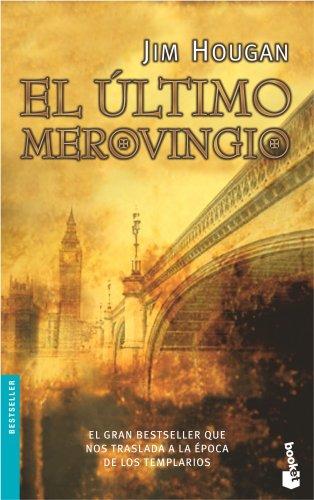 9788408061861: El último merovingio (Booket Logista)