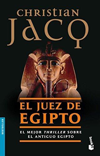 9788408061885: El Juez De Egipto (Nf)