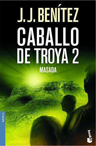 9788408061915: Caballo De Troya 2: Masada