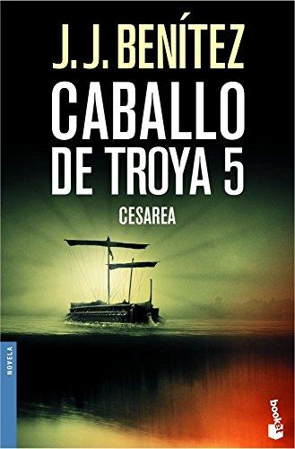 9788408061946: Caballo de Troya 5: Cesarea (Spanish Edition)
