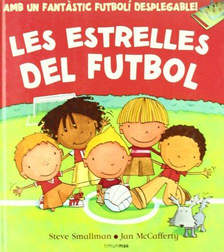 9788408063063: Les estrelles del futbol (LLIBRES SORPRESA)