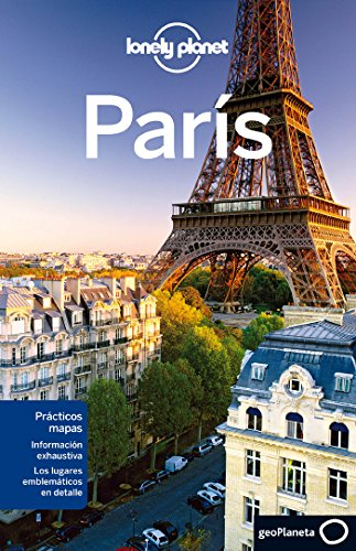9788408063544: Lonely Planet Paris (Travel Guide) (Spanish Edition)