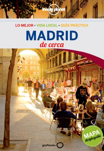 9788408063803: Lonely Planet Madrid De Cerca (Travel Guide) (Spanish Edition)