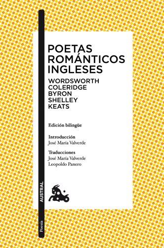 9788408063957: Poetas rom�nticos ingleses