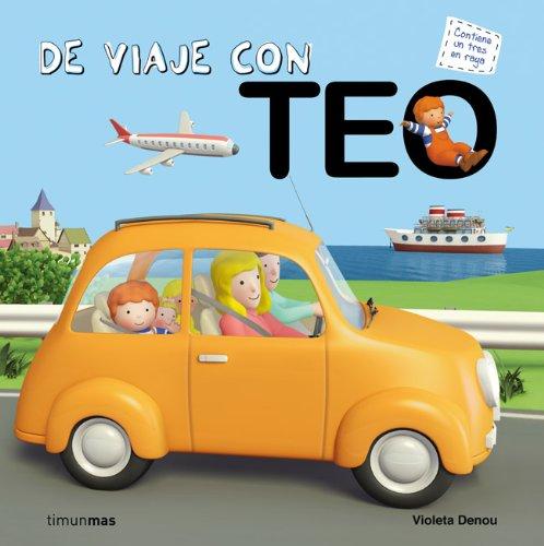 9788408064145: De viaje con Teo (Spanish Edition)