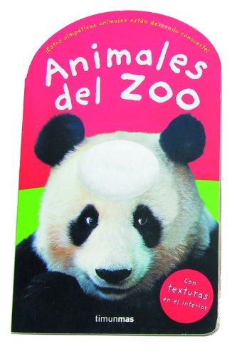 9788408064350: Animales del zoo (Libros Con Texturas)