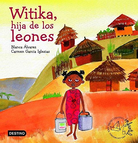 9788408064442: Witika, la hija de los leones