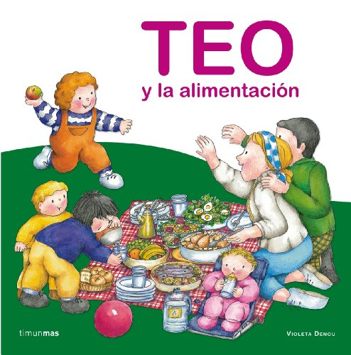 9788408064596: Teo y la alimentaci?n