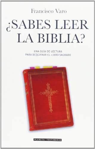 9788408065593: Sabes Leer La Biblia?/do You Know How to Read the Bible